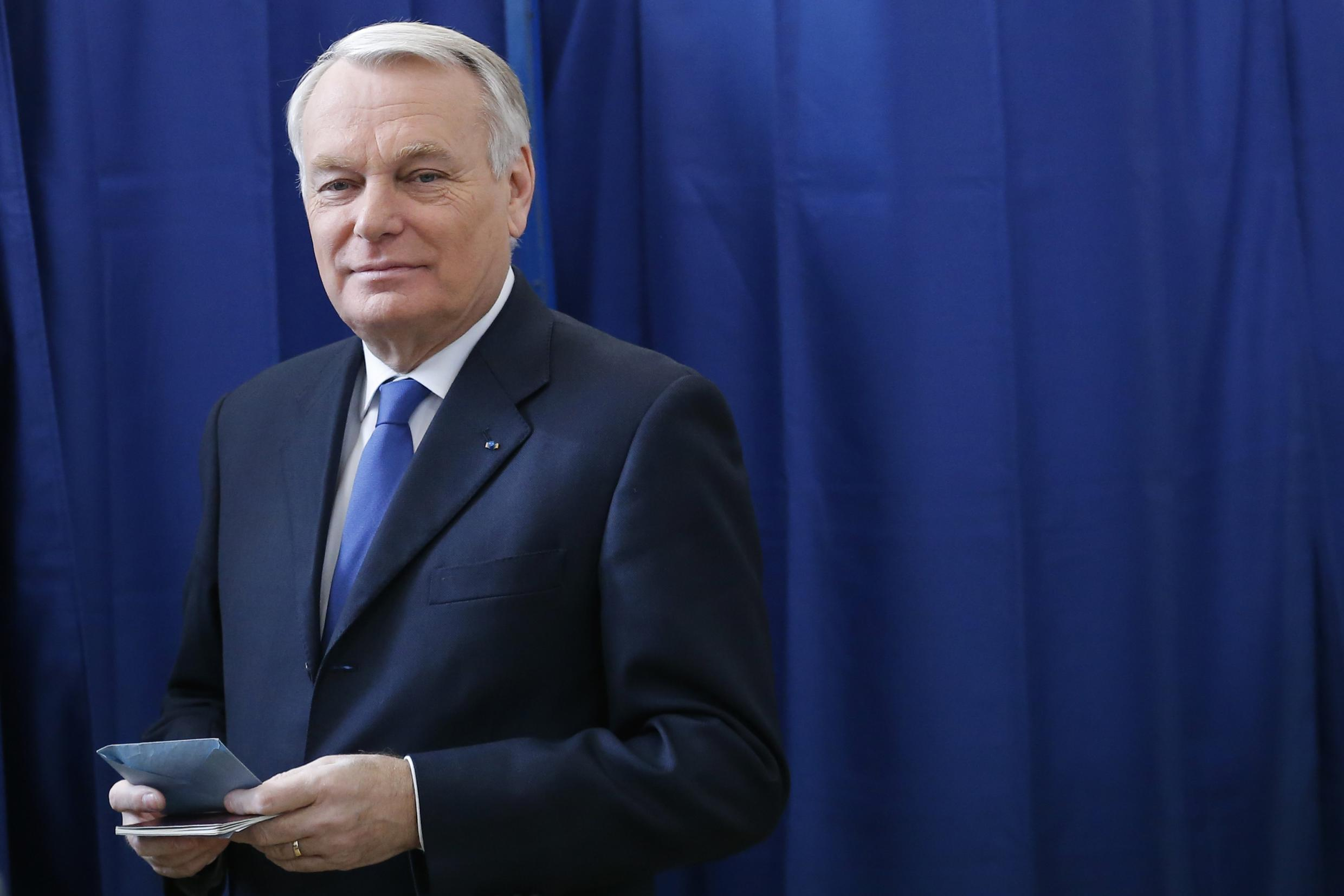 Jean-Marc Ayrault has been named as France's new foreign minister