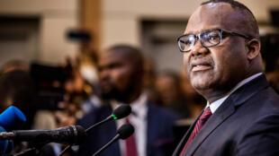 Corneille Nangaa Yobeluo, président de la Céni en RDC. (image d'illustration)
