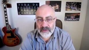 Cláudio Couto - RFI Convida