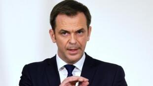 Ministro francês da saúde, Olivier Véran, anunciou novas medidas relativas ao combate à Covid-19.