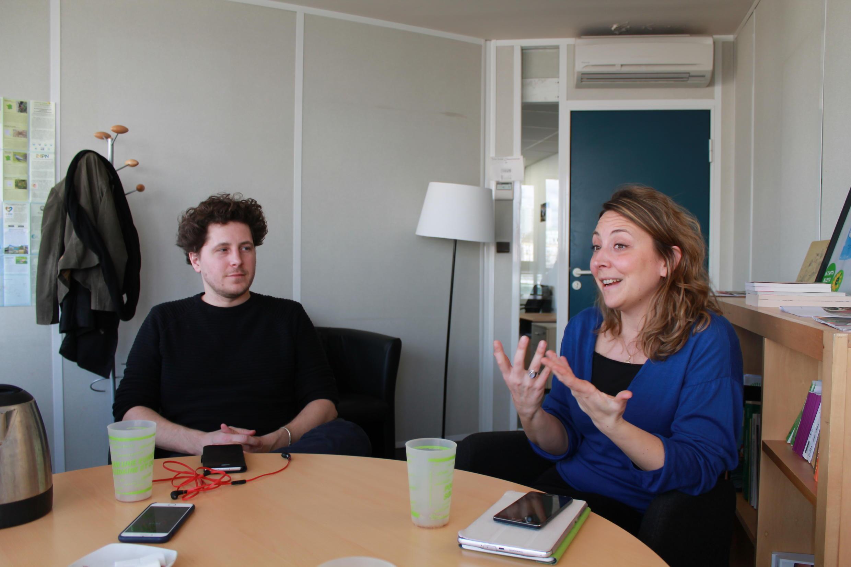 Julien Bayou et Sandra Regol (EELV) jugent très sévèrement la présidence Macron.