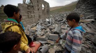 Kananan yara na cikin wadanda harin ya ritsa da su a Yemen kamar yadda masu kare hakkin dan Adam suka ce