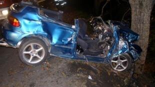 開車睡覺造成的交通死亡事故比率相當高