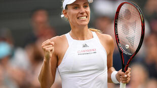 Angelique Kerber lost in the 2016 Wimbledon final to Serena Williams.