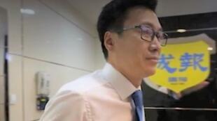 聲稱險被國安從香港帶走的谷卓恆