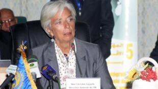 Mkuu wa Shirika la Fedha duniani IMF