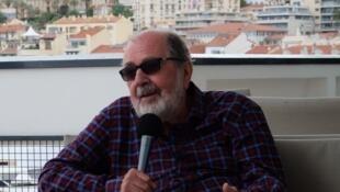 "Cacá Diegues fala à RFI Brasil sobre ""O Grande Circo Místico""."