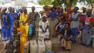 Sénégal - Khady Ndao, présidente du groupement des femmes de Patoulane