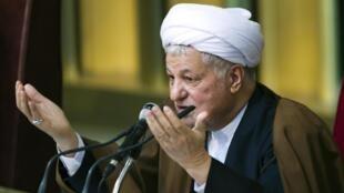 Marigayi tsohon shugaban Iran Akbar Hachemi Rafsandjani