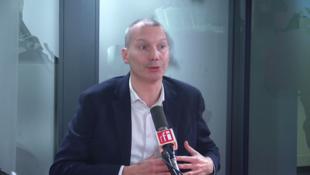 David Cormand sur RFI le 14 mai 2019.