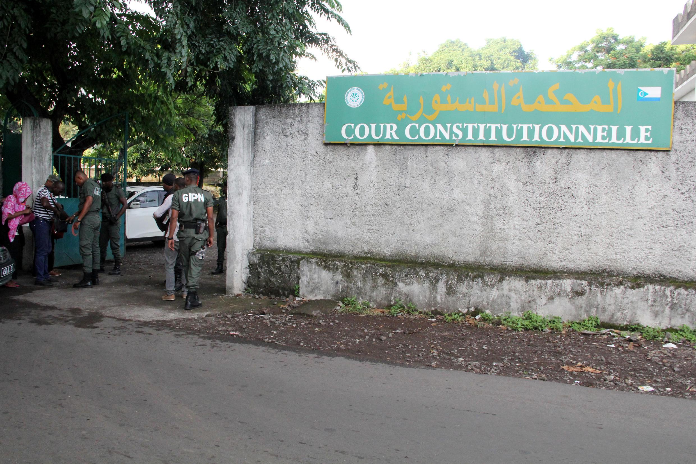 La Cour constitutionnelle a été supprimée par le président des Comores.