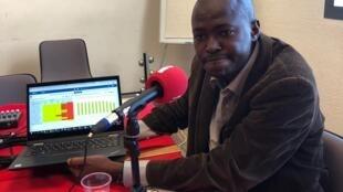 Dr Ousmane Ly, expert international en Santé numérique, consultant pour l'ONG PATH basé à Seattle aux Etats-Unis