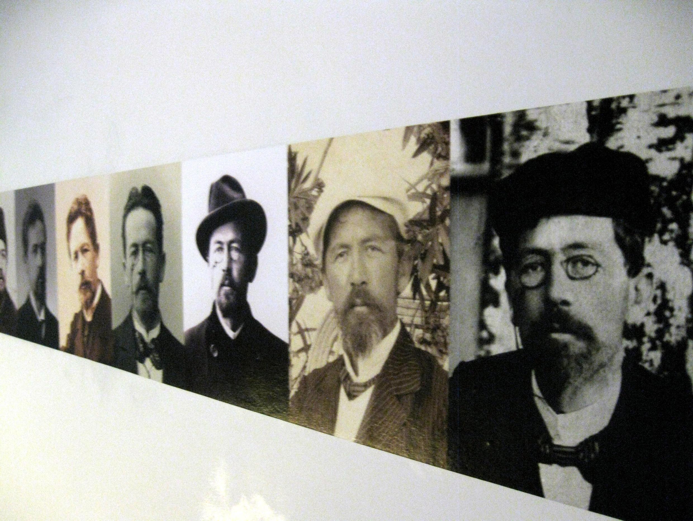 Посвященная А.П.Чехову выставка проходит в Авиньоне.