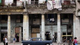 La Havane, Cuba, le 8 décembre 2011.