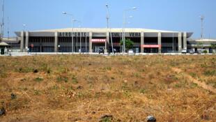 Aeroporto Internacional Osvaldo Vieira em Bissau