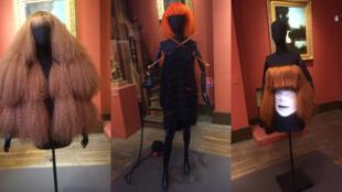 Les «robes hommage» des créateurs à Sonia Rykiel incarnent la puissance et le charme de la chevelure rousse.