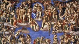最后的审判 (1537-1541)