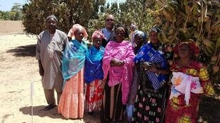 Les femmes de la commune de Mboro au Sénégal.