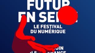 Logo de la edición 2017 Futur en Seine.