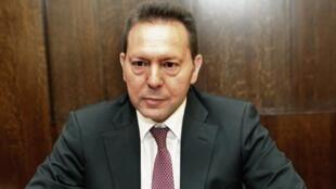 Yannis Stournaras, le ministre grec des Finances.