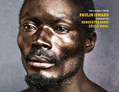 Détail de la couverture du livre « Les mondes de l'esclavage, une histoire comparée », sous la direction de Paulin Ismard.  © Le Seuil