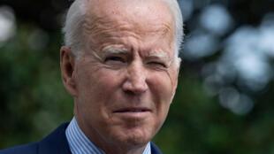 """O presidente americano Joe Biden se disse decepcionado com decisão que ilegaliza programa de proteção de migrantes conhecido como """"Dreamers"""", neste sábado, 17 de julho de 2021."""