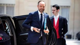 法国总理爱德华-菲利普