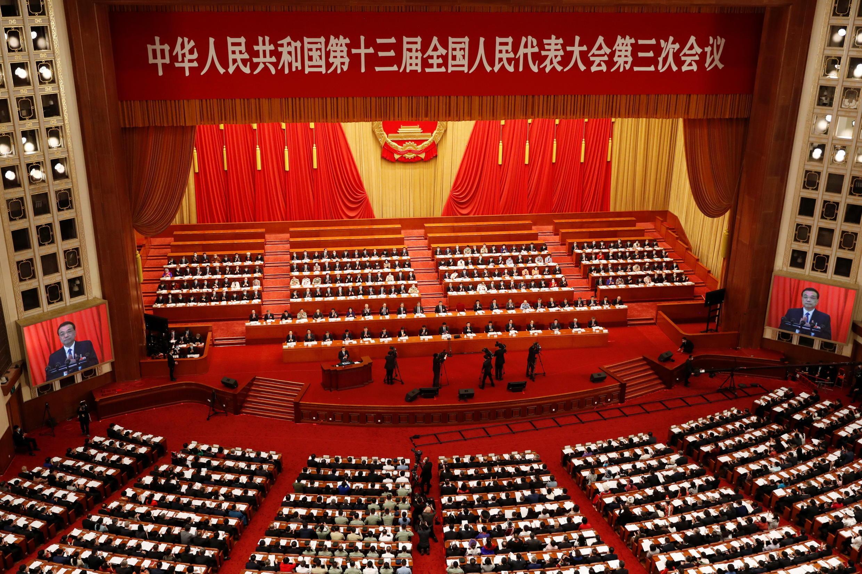 Chine - Li Keqiang - Assemblée nationale