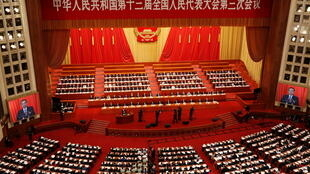 Chine - Li Keqiang - Assemblée nationale
