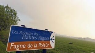 Dans la région des Hautes Fagnes en Belgique, les tourbières qui est un sol organique est particulièrement touché par le changement climatique.