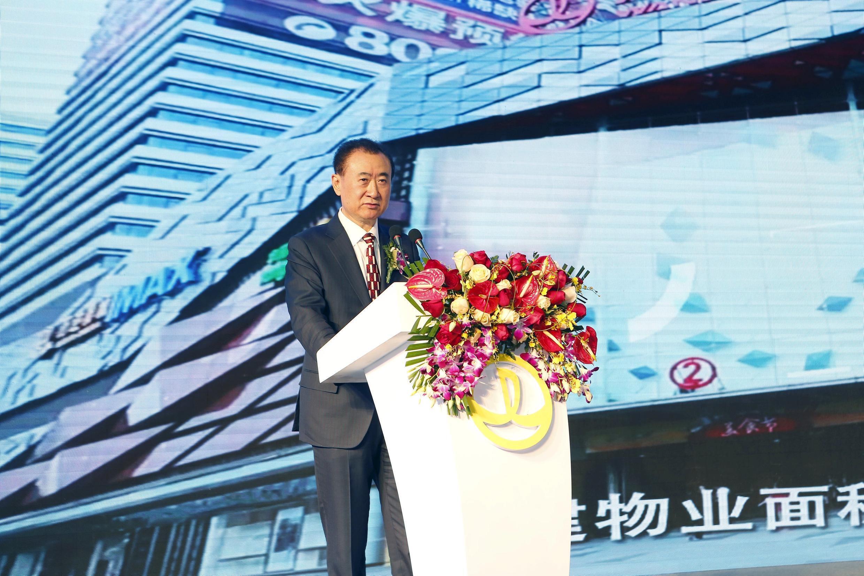 Ван Цзяньлинь (Wang Jianlin), глава Wanda Group