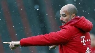 The trip to Bayer Leverkusen will be Bayern Munich's first game since it was announced that coach Pep Guardiola would leave the Bavarians at the end of the season for Manchester City.