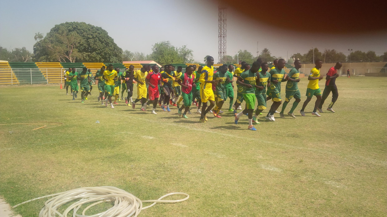 Tawagar kungiyar El Kanemi Warriors FC a Maiduguri