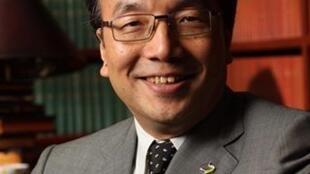 香港民主派的公民党主席梁家杰