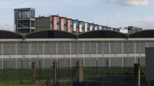 L'établissement pénitentiaire de Fleury-Mérogis, près de Paris, contient un quartier pour les détenus mineurs. (photo d'illustration).
