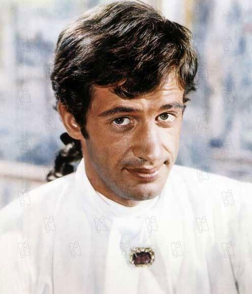 讓-保羅-貝爾蒙多在《Cartouche》一片中,由菲利普-德-布羅卡導演(1962出品)