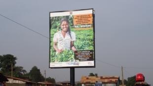 Une campagne de sensibilisation pour la contraception dans la campagne ougandaise. Beaucoup de femmes ont des grossesses non désirées, faute de contraception.