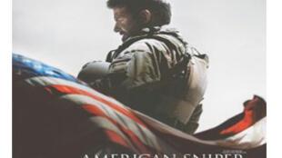 Affiche du film « American Sniper » de Clint Eastwood.