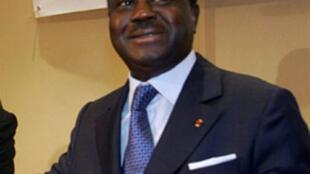 Henri Konan Bedié, ancien chef de l'Etat ivoirien et président du PDCI a reçu Pascal Affi N'Guessan, du FPI, en vue d'une éventuelle alliance lors des prochaines élections municipales et régionales. (Photo d'illustration).