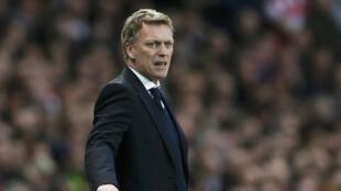 Kocha wa Manchester United, David Moyes
