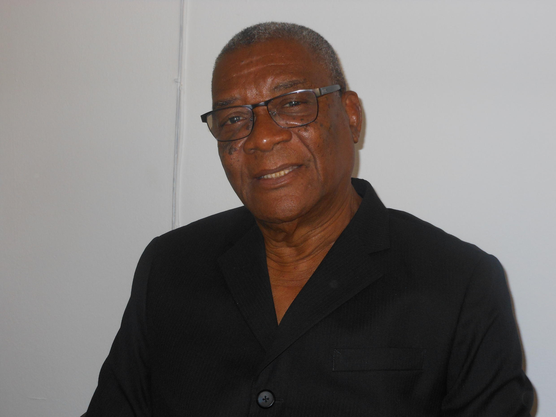 Presidente eleito Evaristo de Carvalho