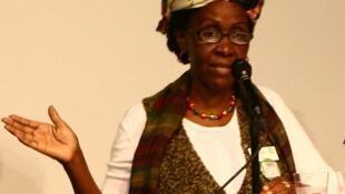 Elieshi Lema est auteur de «Terre aride», premier roman féministe de la Tanzanie.