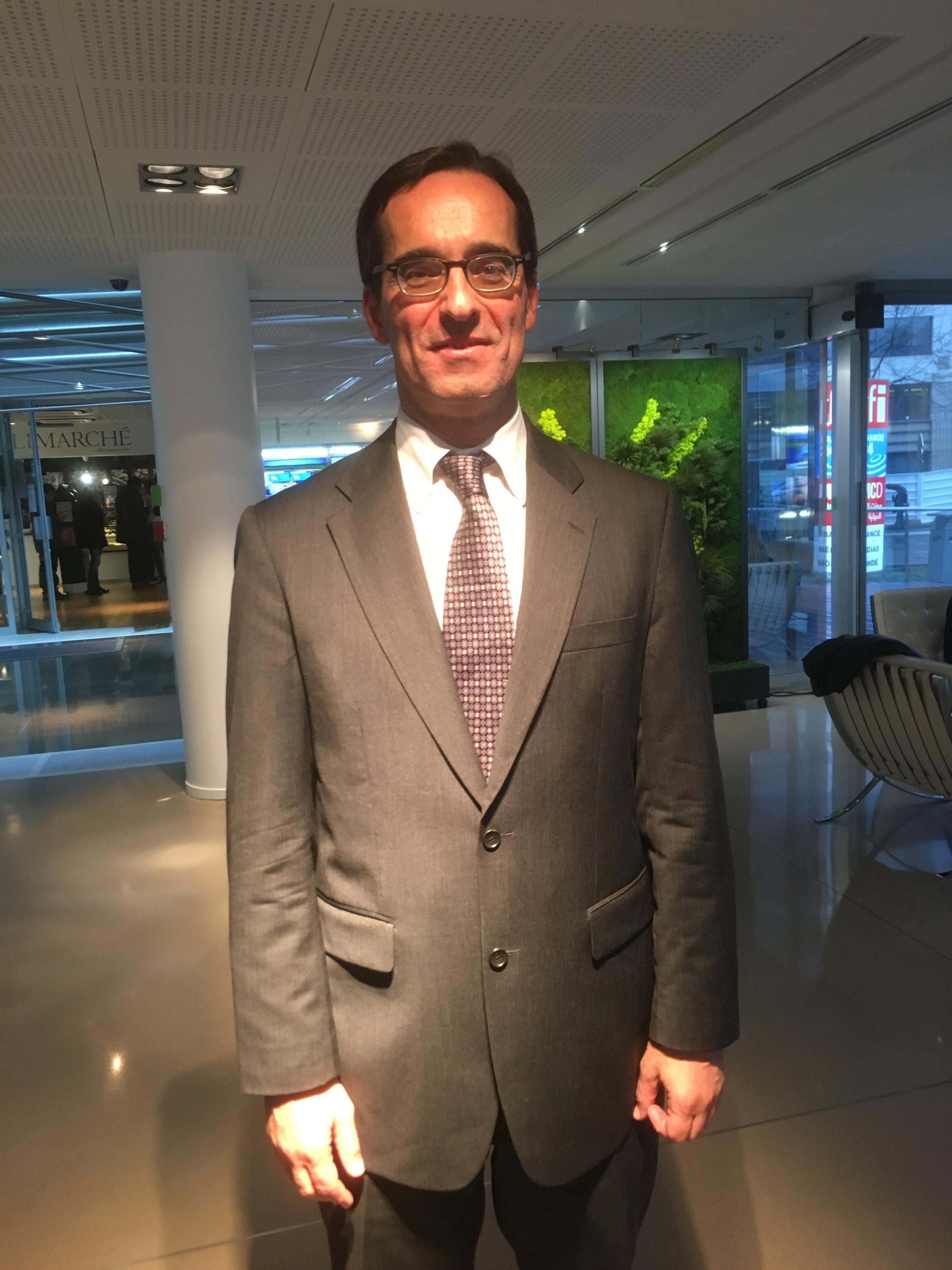 Chefe dos pma na Conferência das Nações Unidas sobre Comércio e Desenvolvimento, Roft Traeger