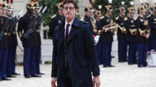 Sacha Houlié député LaREM En Marche
