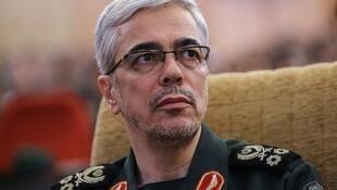 سرلشگر محمد باقری رییس ستاد کل نیروهای مسلح جمهوری اسلامی ایران