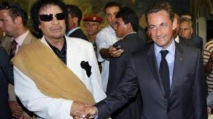 2020-09-24 france nicolas sarkozy libya moamar kadhafi