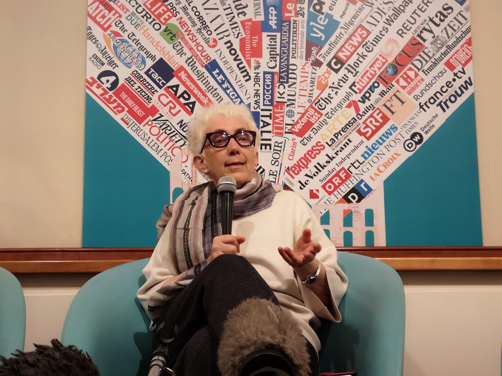 Lucetta Scaraffia, 70 anos, historiadora e jornalista católica feminista deu mais detalhes sobre os motivos que levaram a sua renúncia da revista.