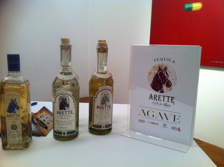 El tequila, bebida emblemática de México.
