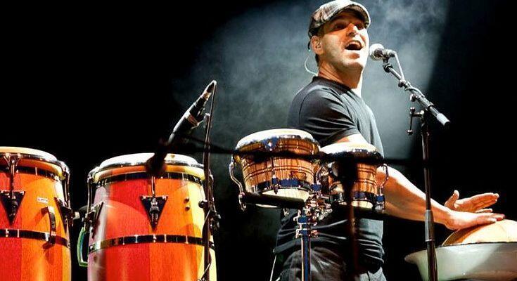 O músico brasileiro Joca Perpignan