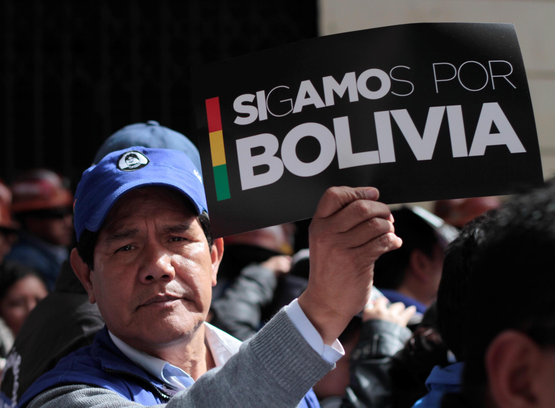 Eleições primárias presidenciais na Bolívia, serão realizadas no próximo domingo.